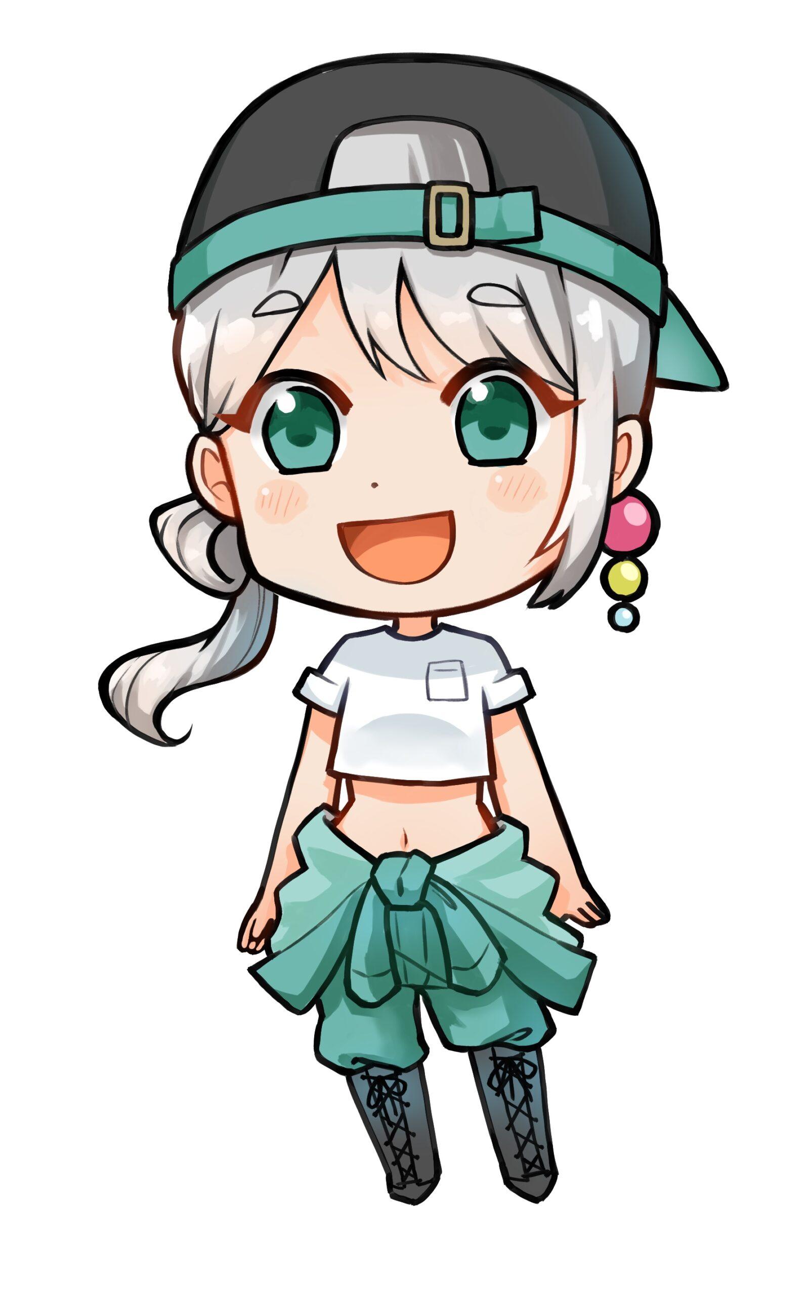 アクリルノベルティ・キャラクター製作、リムちゃん2D